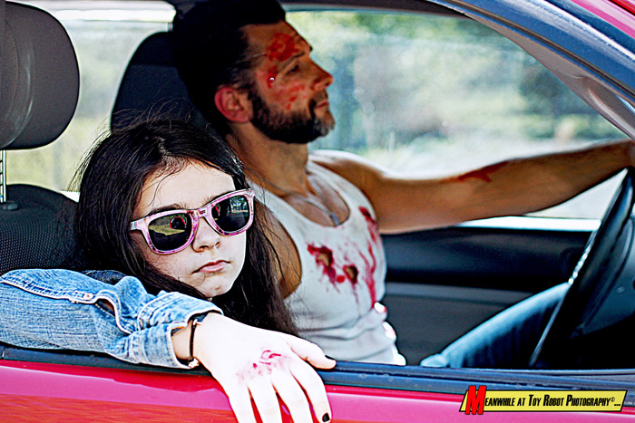 Logan & Laura Cosplay