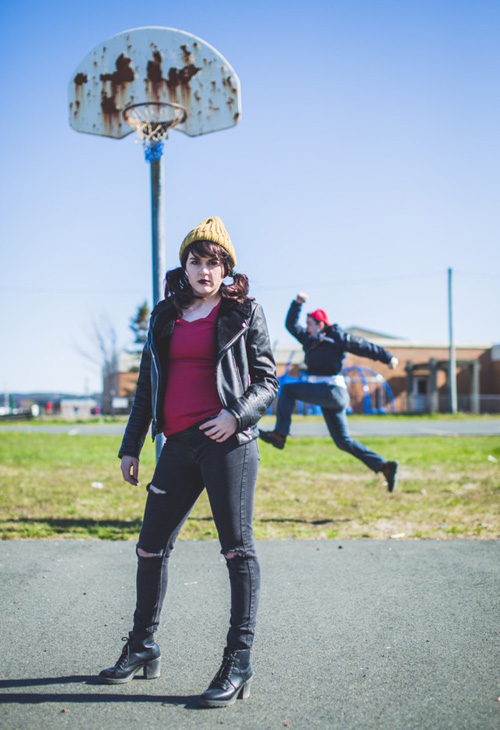 Spinelli & TJ from Recess Cosplay