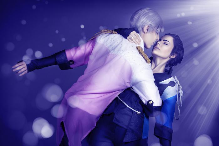 Victor & Yuri from Yuri on Ice Cosplay