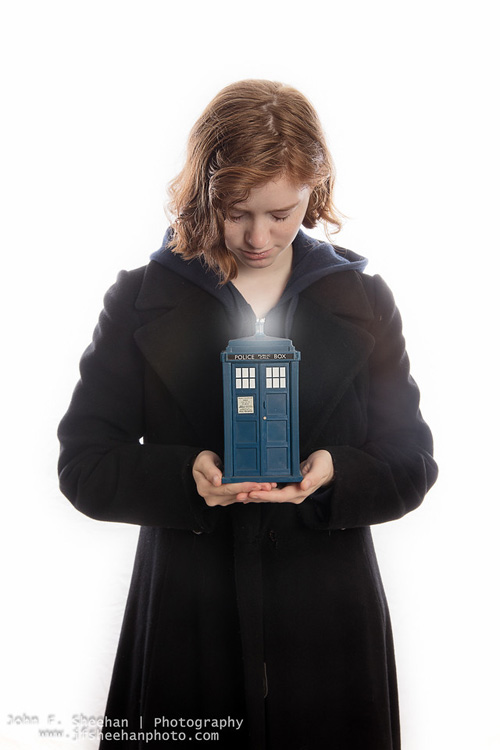 The 13th Doctor Cosplay