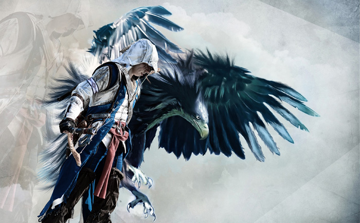 Connor Kenway from Assassins Creed III  Cosplay