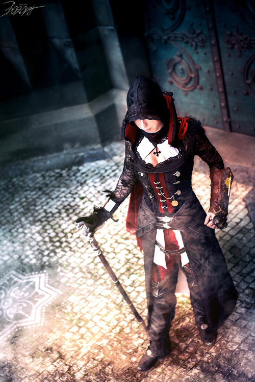 Evie Frye�from Assassins Creed Syndicate Cosplay