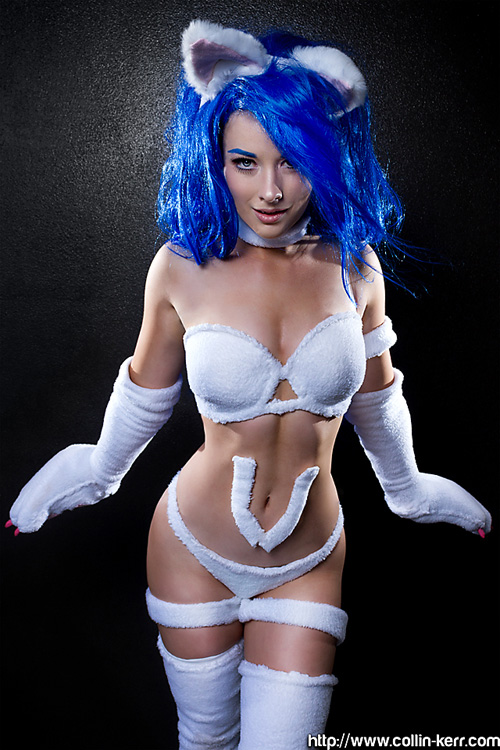 Felicia from Darkstalkers Cosplay