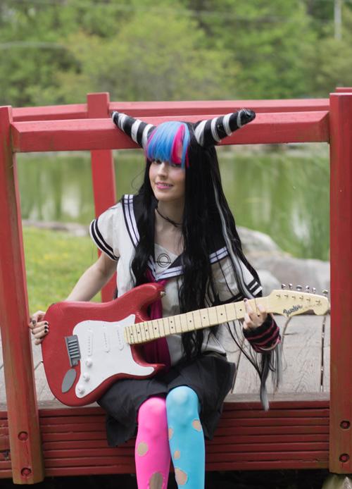 Ibuki Mioda from Super Dangan Ronpa 2 Cosplay