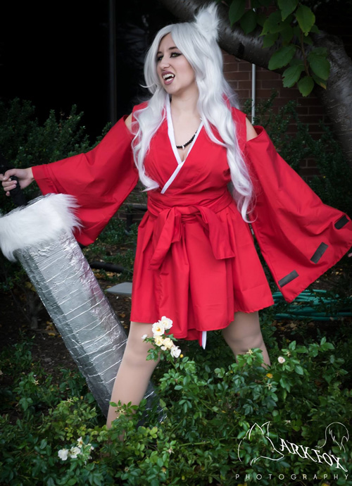 Inuyasha and Sesshomaru Cosplay
