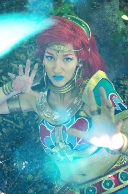Urbosa from The Legend of Zelda: Breath of the Wild Cosplay