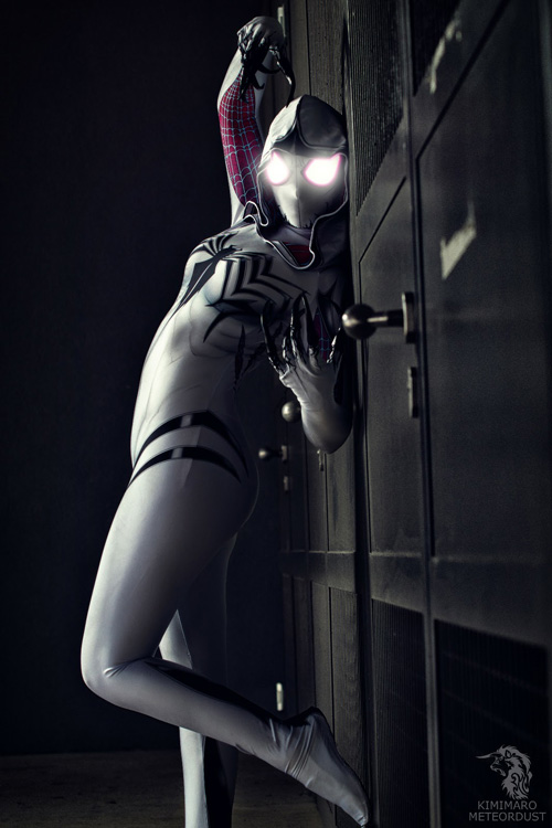 Venom Gwen Cosplay