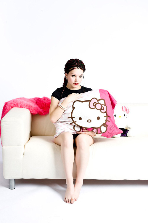 Hello Kitty Photoshoot
