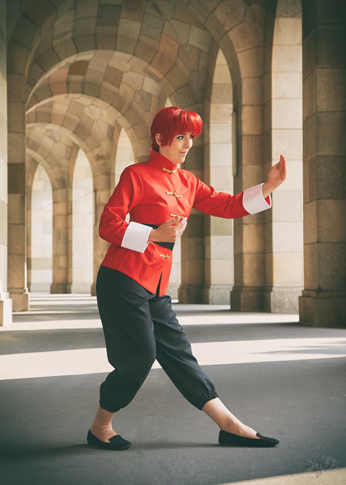 Ranma-chan from Ranma ½ Cosplay