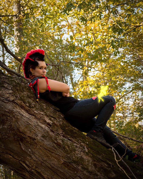 Rufio from Hook Cosplay