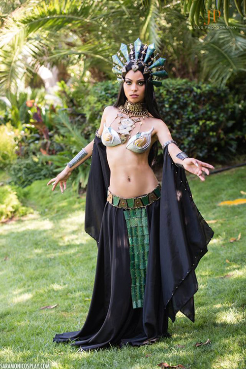 Akasha Queen of the Damned Cosplay