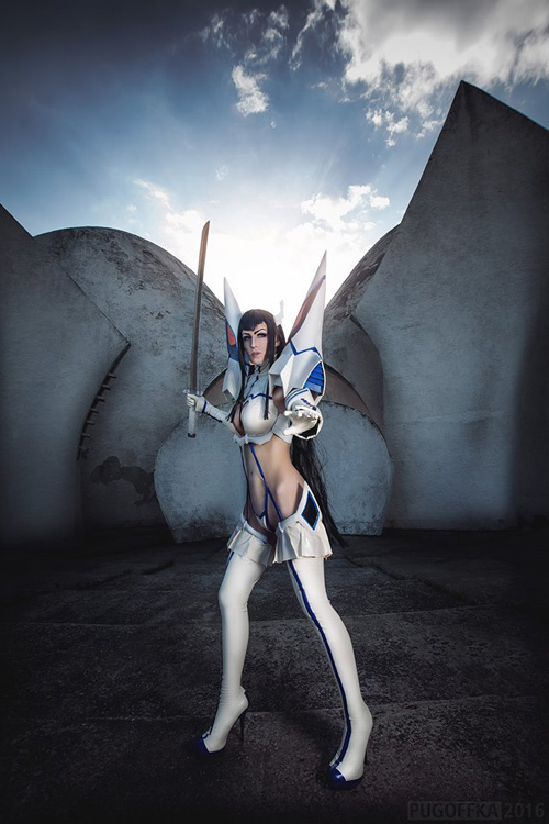 Kiryuin Satsuki from Kill la Kill Cosplay