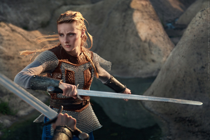 Lagertha from Vikings Cosplay