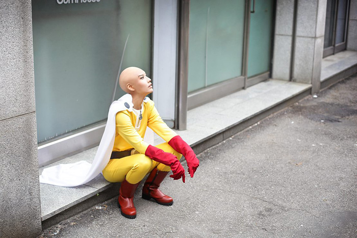 One Punch Man Cosplay
