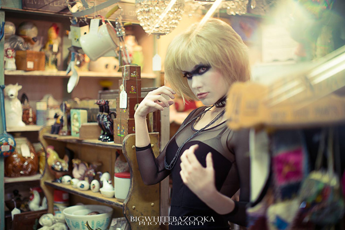 Pris from Blade Runner Cosplay