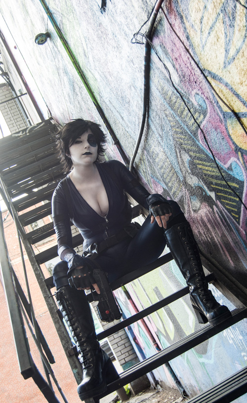 Domino Cosplay