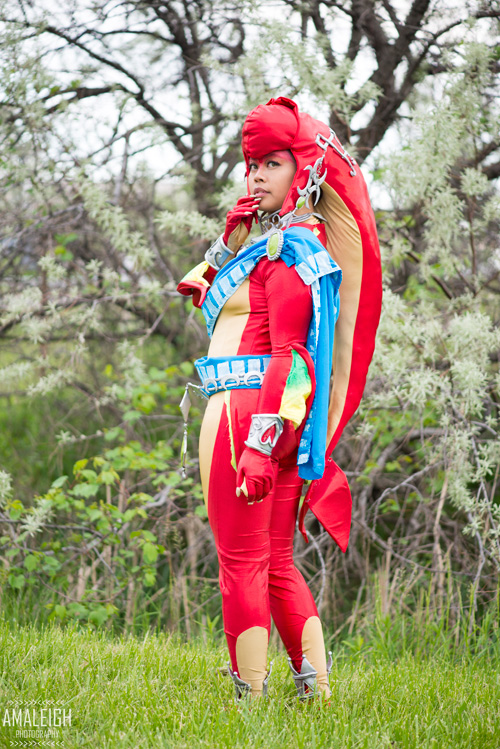 Mipha from The Legend of Zelda Cosplay