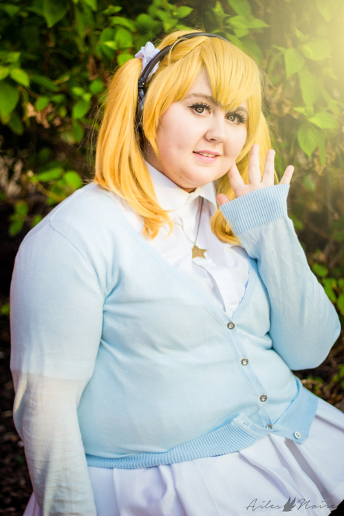 Super Pochaco Cosplay