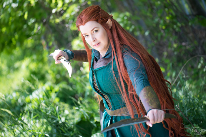 Tauriel from The Hobbit�Cosplay