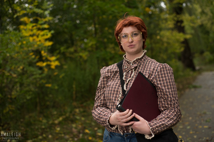 Barb from Stranger Things Cosplay