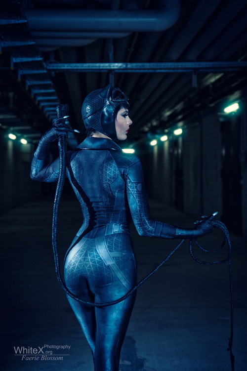 Catwoman Arkham City Cosplay