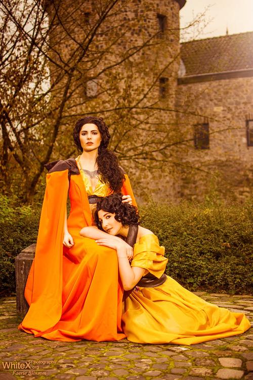 Ellaria & Tyene Sand from Game of Thrones