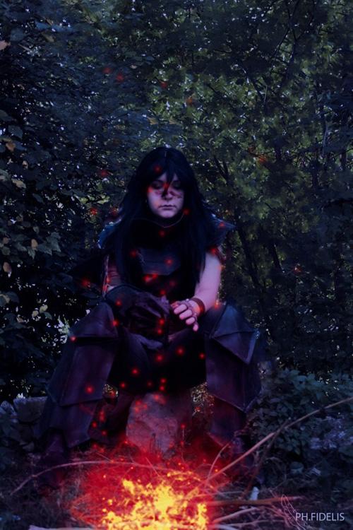 Hawke from Dragon Age II Cosplay