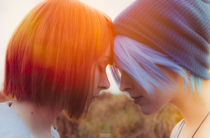 Max & Chloe from Life Is Strange Cosplay