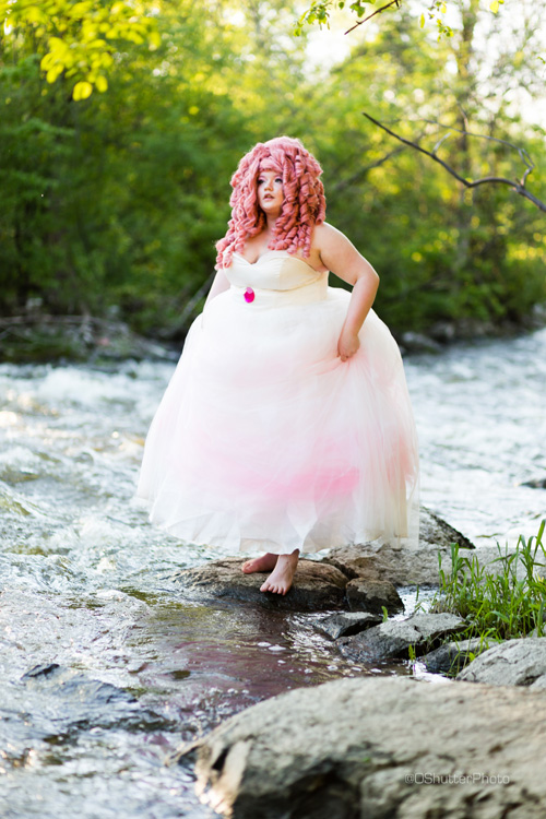 Rose Quartz from Steven Universe Cosplay