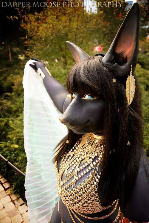 Goddess Anput Cosplay