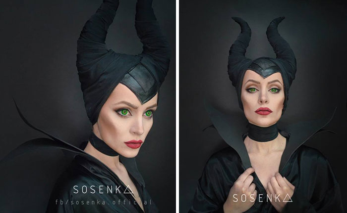 Incredible Cosplay Makeup Transformations
