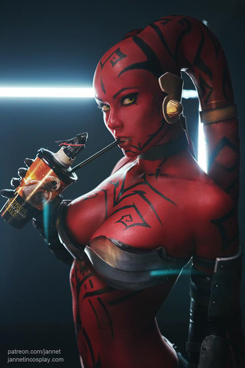 Darth Talon Star Wars Cosplay