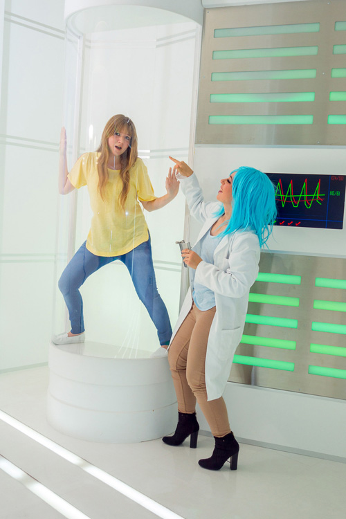 Female Rick & Morty Cosplay