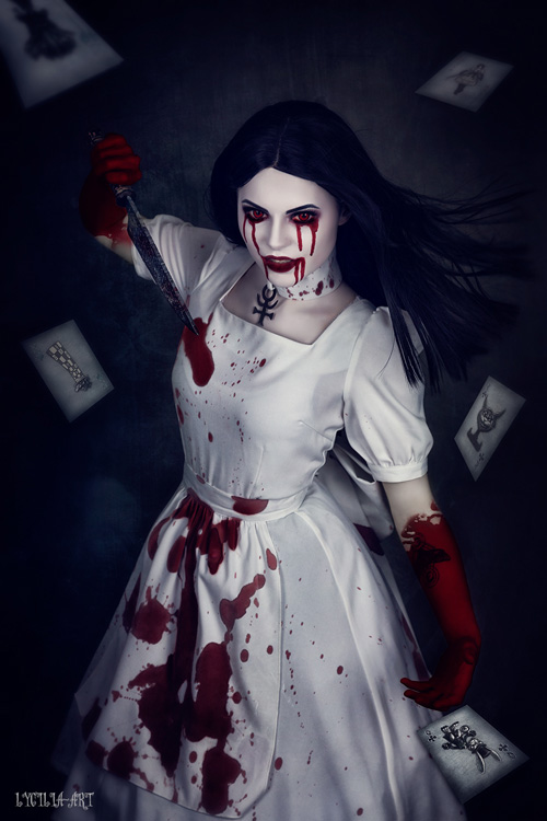 Alice: Madness Returns Hysteria Mode Cosplay