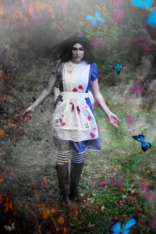 Alice: Madness Returns Cosplay