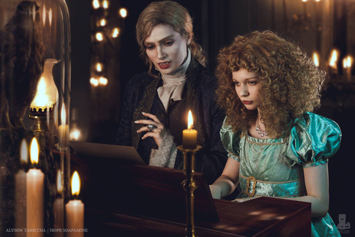 Interview with the Vampire Group Cosplay