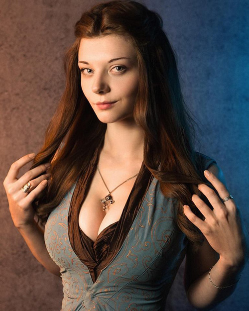 Margaery Tyrell from Game of Thrones Cosplay