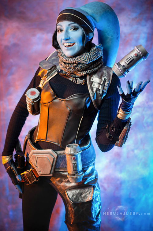 Twilek Star Wars Cosplay