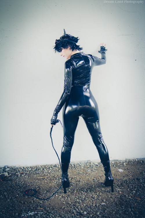 Catwoman Cosplay