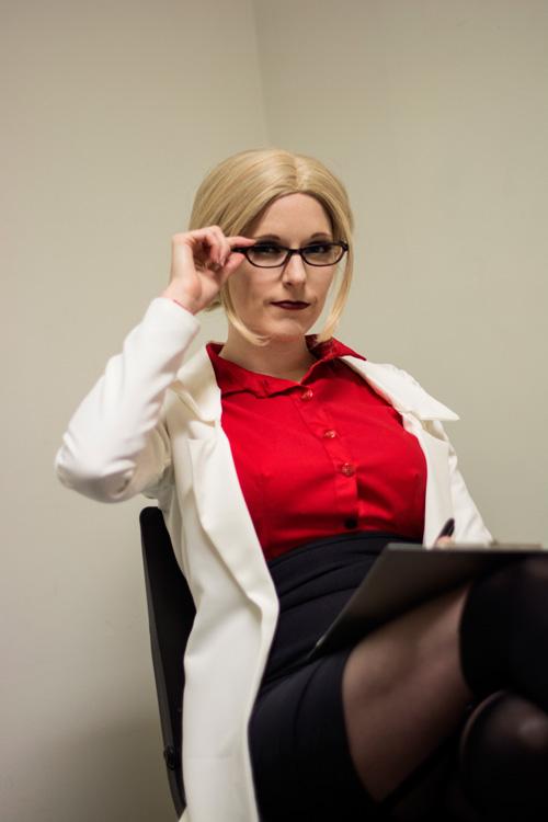 Dr. Harleen Quinzel Cosplay
