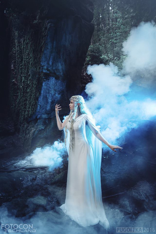 Galadriel from The Hobbit�Cosplay
