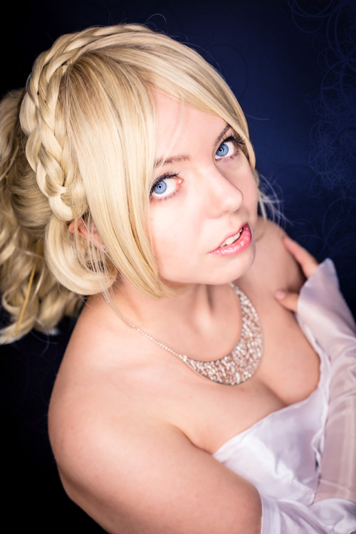 Lunafreya Final Fantasy XV Cosplay