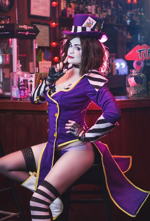 Mad Moxxi from Borderlands 2 Cosplay