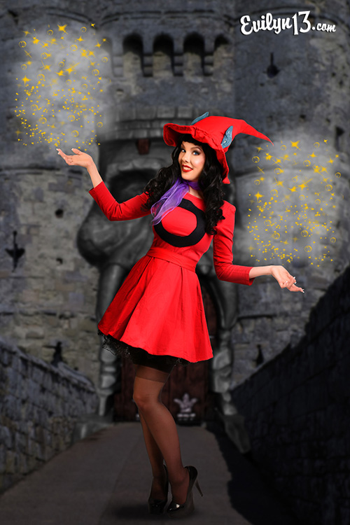 Orko from He-Man Pinup Cosplay