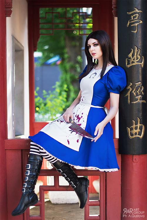 Alice: Madness Returns�Cosplay