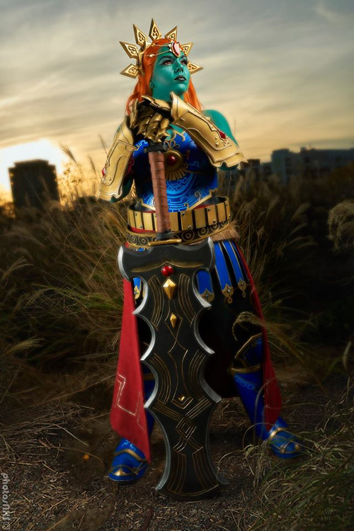 Ganondorf from Hyrule Warriors Cosplay