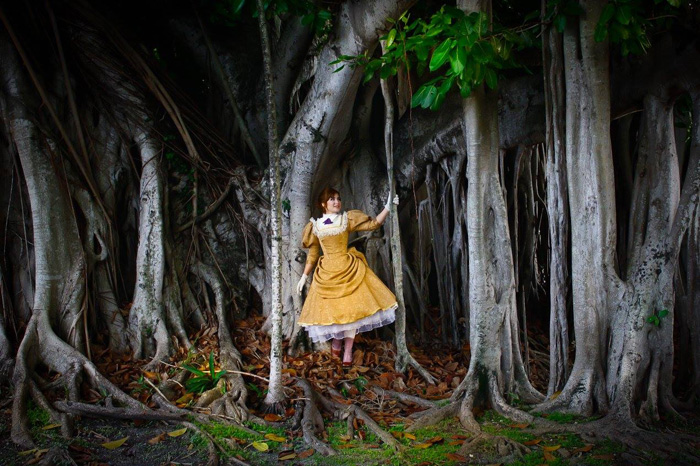 Jane Porter from Tarzan Cosplay