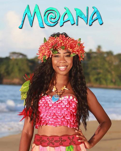 Moana Cosplay