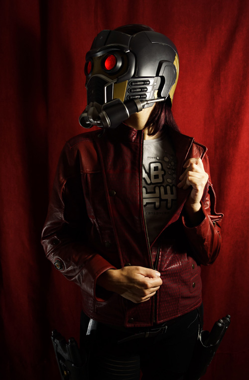 Star-Lord Cosplay