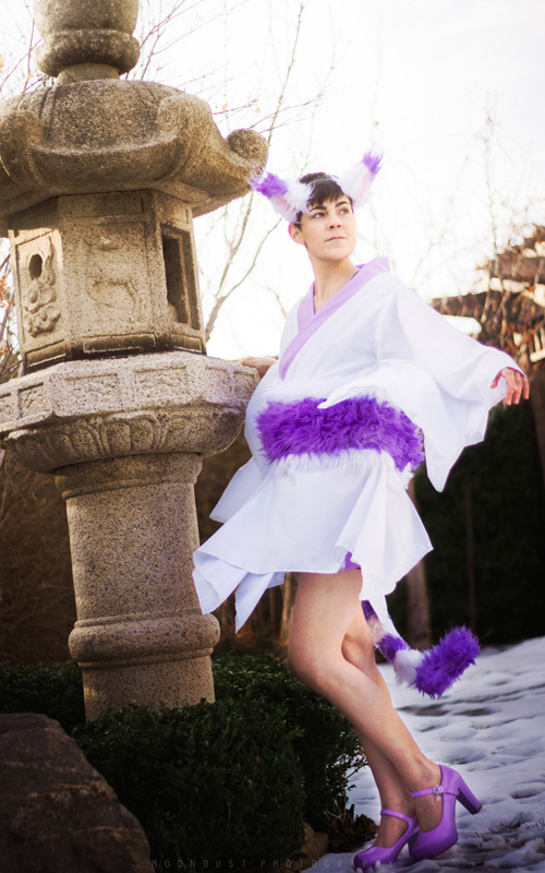 Gijinka Gatomon from Digimon Cosplay
